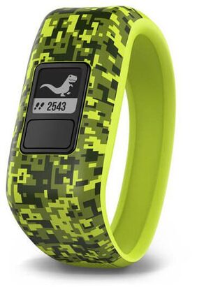 Garmin Vivofit Jr. DigiCamo Yellow