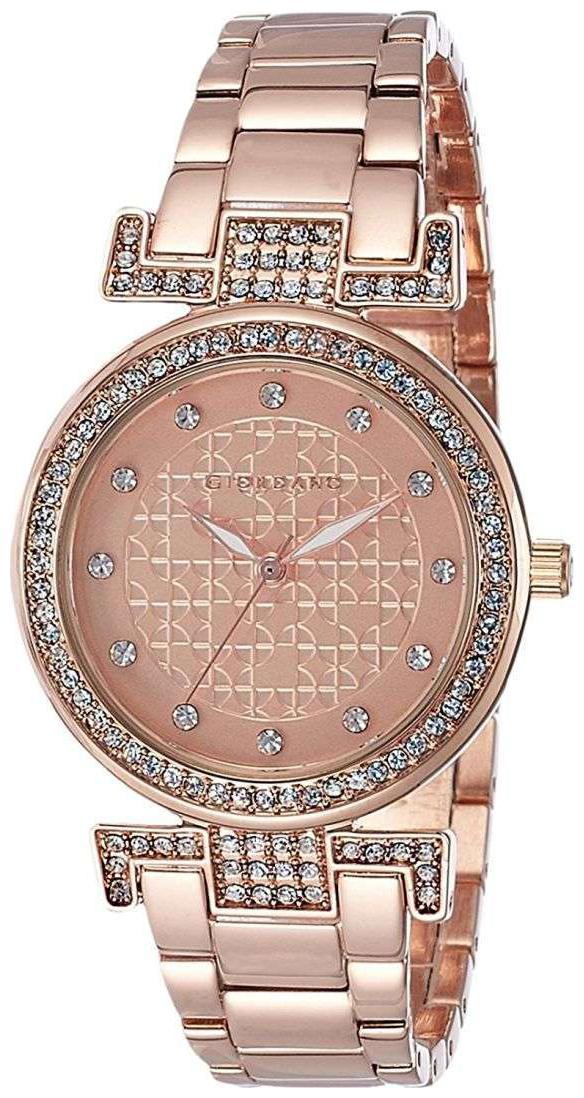 Giordano A2057 44 Women Rose Gold Analog Watch by Brandz Storm Lz