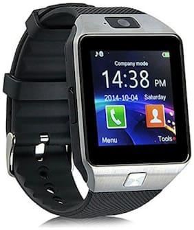 Goosprey GPY-DZ09 Unisex 40 mm Black Smart Watch
