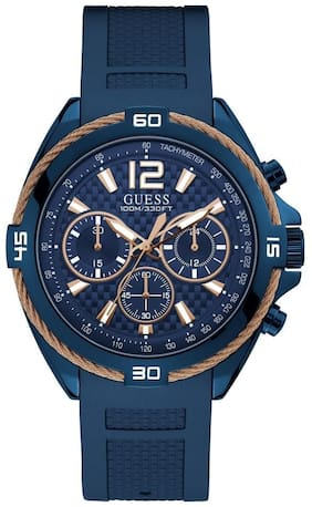 Guess Mens Surge Chronograph Watch - W1168G4