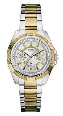 Guess Mini Phantom Silver Women Round Stainless Steel - W0235L2