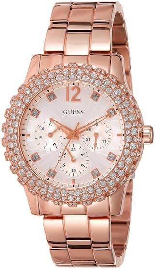 16ede6f08 Buy Guess W0623L2 Women Analog Watch Online at Low Prices in India ...
