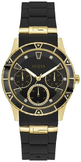 Guess W1157L1 Black Dial Multi-function Women's Watch