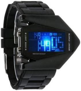 Heer Nx DigitalBlackGP Analog-Digital Watch - For Men