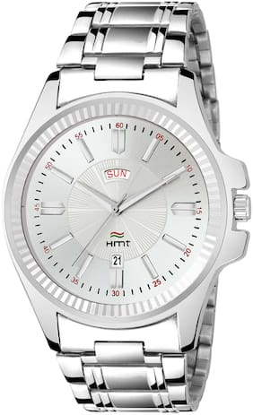 hemt analouge wrist watch