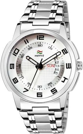 hemt date n date display wrist watch