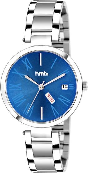 Women Blue Analog Watch