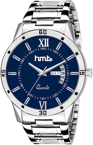 hmte HM-9222 Men Blue - Analog Watch