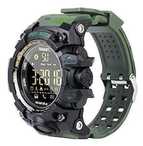 144b3d531ea Hoteon EX16S Rugged Outdoor Sports Smart Watch with Bluetooth Activity  Tracker Pedometer Steps Caloires DistanceStopwatch 50M