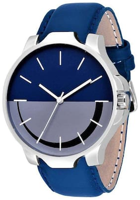 HRV 209BLUBLU JUST SMILE:) Watch - For Men