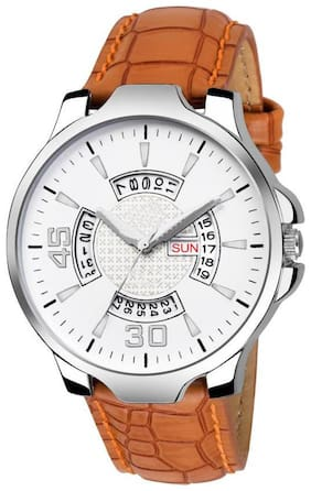 HRV 4069 New Tag Price Day and Date Functioning Watch - For Men Watch - For Men