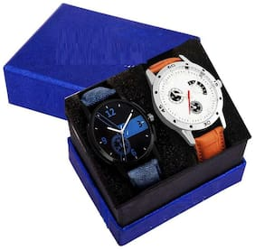 HRV 83722 EXCLUSIVE COMBO SET WATCHES FOR MEN'S AND BOY'S Watch - For Men