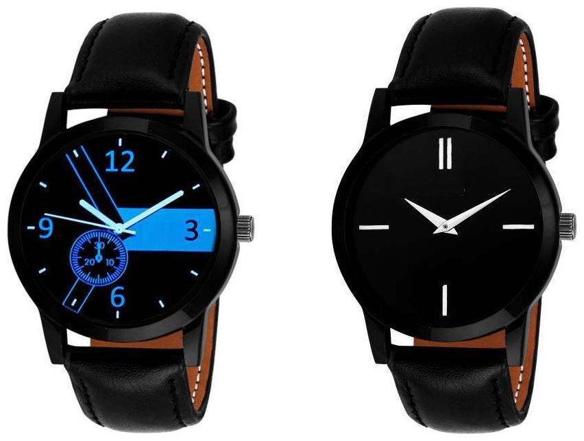 HRV Furious Multi color casual analog watches for boys and men's pack of 2,casual,formal party wedding watches  Watch