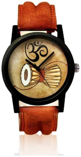 Brown Analog Watches