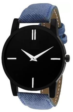 HRV R8 slim denim watch for boy's and men's Watch - For Boys