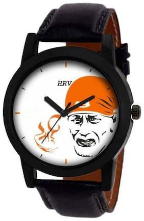 White Analog Watches
