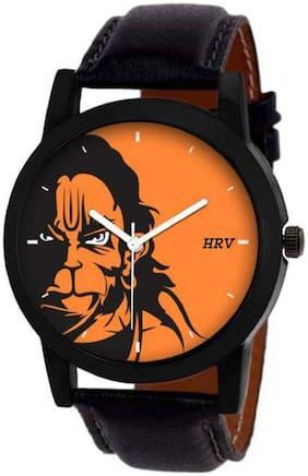 Orange Analog Watches