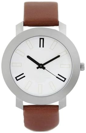 I Divas Men Brown White FT Boys Watch