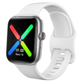 IIK-SW-T55-001-White Unisex Smart Watch