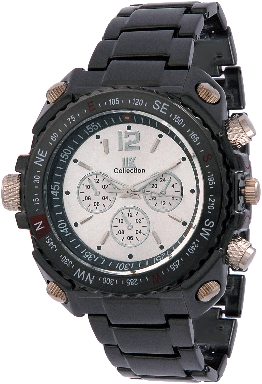 Iik Collection IIK 036M Men Silver   Analog Watch by Kapil Times