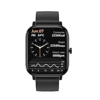 Inbase Urban Lyf Unisex 45 mm Black Smart Watch