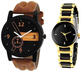 Infinity Enterprise new designer classic watch for couple