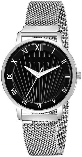 J Kart Mt 233 Magnetic Strap Luxury 12 Diamond Richest Look Low Costing Girl Watch