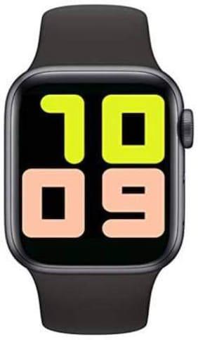 J KART T500 BLACK Series 5X 44MM Metal Case Smart Watch with Bluetooth Calling