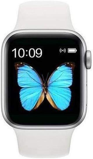 J KART T500 WHITE N Men 40 mm White Smart Watch