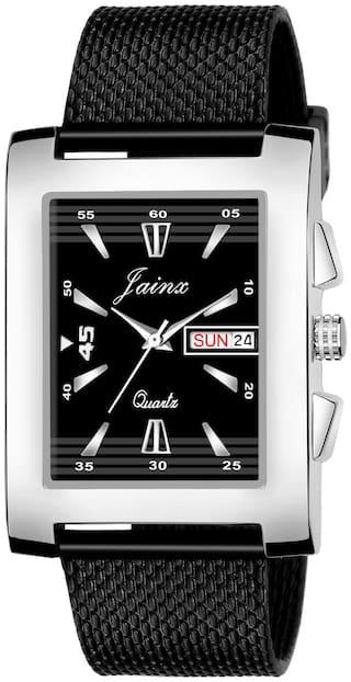 Jainx JM359 Men Black - Analog Watch