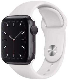 Men White Smart Watch