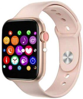 Women Pink Smart Watch