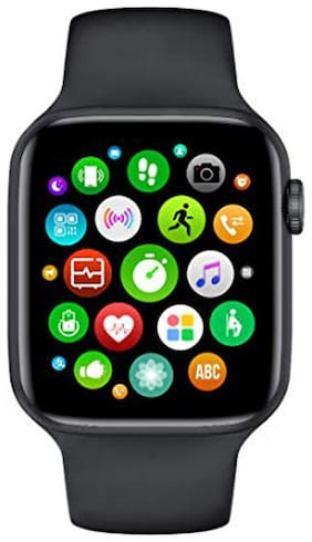 Janbay Creation W26 Pro Series Metal Case Smart Watch With Bluetooth Calling - Full Display