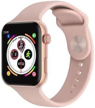 JANBAY CREATION T500 PINK Women 40 mm Pink Smart Watch