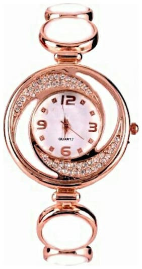 JM Ladies Women fancy watch