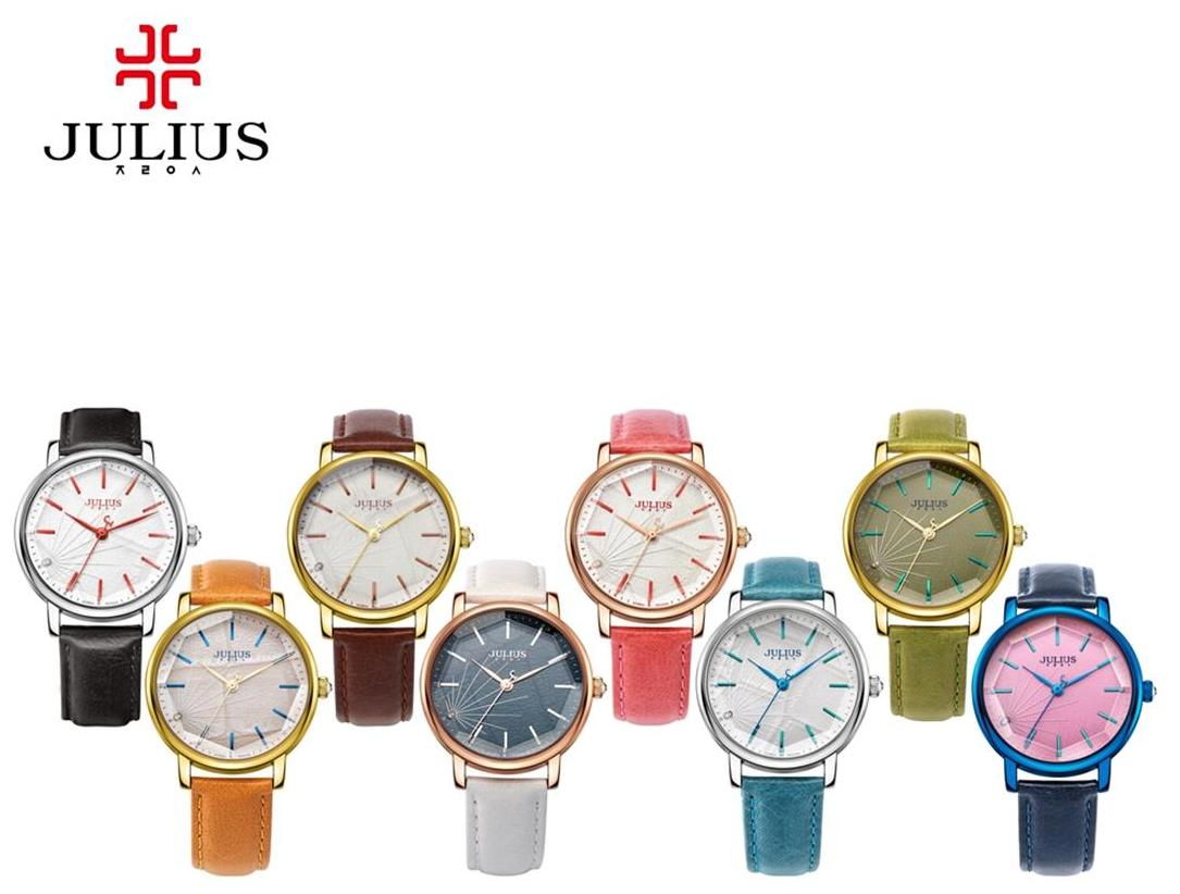 Buy JULIUS JA - 888 Women Quartz Watch Artificial Diamond Dial Solid Mirror 3ATM Wristwatch Online at Low Prices in India - Paytmmall.com