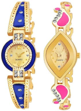 k&u Analog Watch For Women