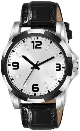Men Silver Analog Watches
