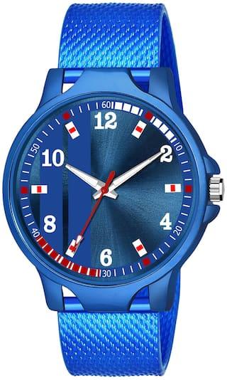 KAJARU KJR_522 Men Blue - Analog Watch