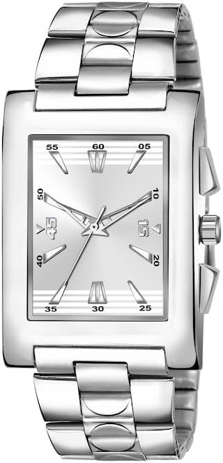 KAJARU AMN_8203 Men Silver - Analog Watch