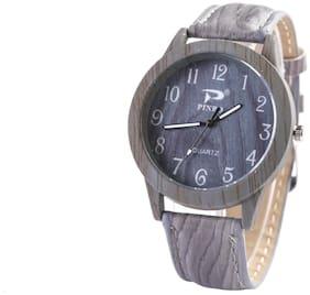 Men's Analog Watch - Grey