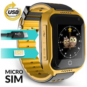 Life Like Q529 Smart Watch GPS Tracker SOS Anti-lost Alarm Remote Monitor with SIM Card Touch Screen