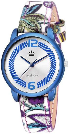 LimeStone Casual Multicolor Premium Analog Watch for Women/Girls
