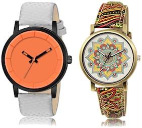 Unisex Multi Couple Watch