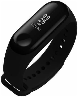 Bingo Smart Fitness Band M3 with Heart Rate Monitor;Waterproof;Colorful Display;USB Charging;Call & MSG Alert;Pedometer;Calories Burn etc.)