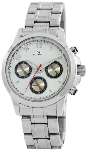 Maxima Attivo Collection 27552Cmgi Men Chronograph Watch