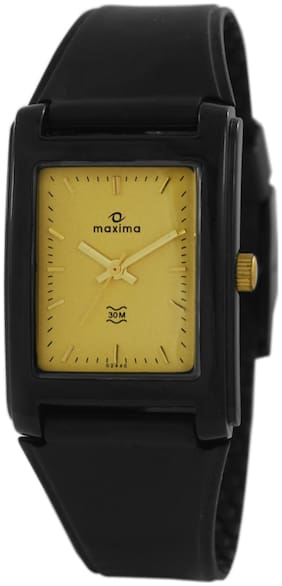 Maxima Fiber Collection 02440Ppgw Men Analog Watch