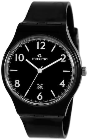 Maxima Fiber Collection 39052Ppgw Men Analog Watch