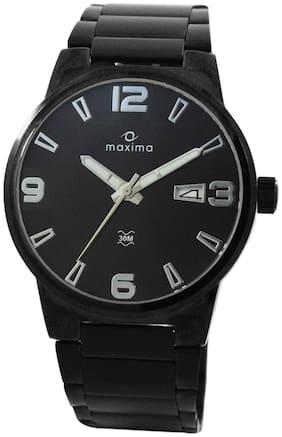 Maxima Attivo Collection 38401Cmgb Men Analog Watch