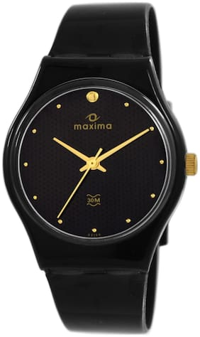 Maxima Fiber Collection 02159Ppgw Men Analog Watch